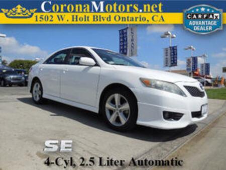 2010 Toyota Camry SE for Sale  - 11452  - Corona Motors