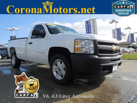 2012 Chevrolet Silverado 1500 Work Truck for Sale  - 11999  - Corona Motors