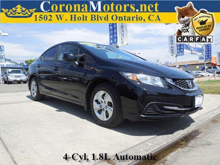 2013 Honda Civic LX for Sale  - 11779  - Corona Motors
