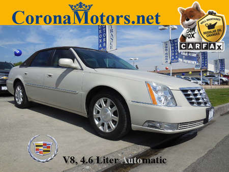 2011 Cadillac DTS  for Sale  - 11973  - Corona Motors