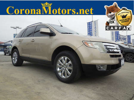 2007 Ford Edge SEL PLUS for Sale  - 11988  - Corona Motors