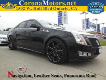 2010 Cadillac CTS Sedan Performance for Sale  - 11653  - Corona Motors