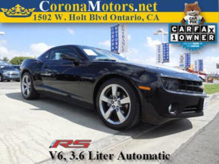 2012 Chevrolet Camaro 2LT for Sale  - 11447  - Corona Motors