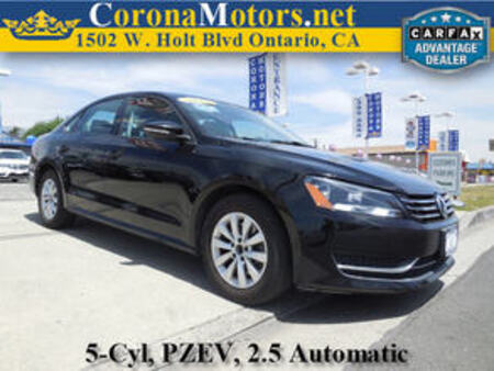 2012 Volkswagen Passat S w/Appearance for Sale  - 11290  - Corona Motors