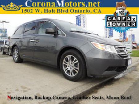2012 Honda Odyssey EX-L for Sale  - 11477  - Corona Motors