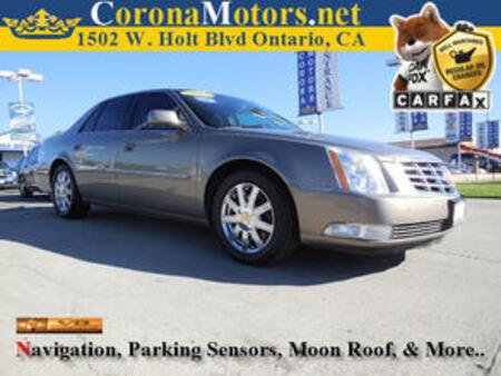 2007 Cadillac DTS Luxury II for Sale  - 11492  - Corona Motors