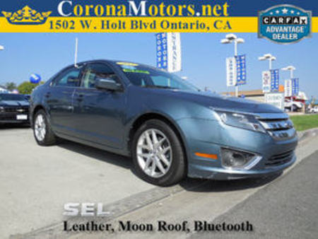 2012 Ford Fusion SEL for Sale  - 11466  - Corona Motors