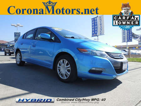 2011 Honda Insight  for Sale  - 12037  - Corona Motors