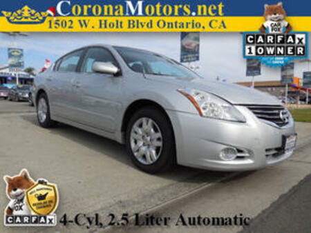 2012 Nissan Altima 2.5 for Sale  - 11162  - Corona Motors