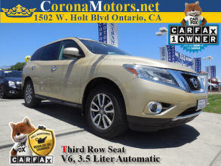 2013 Nissan Pathfinder S for Sale  - 11697  - Corona Motors