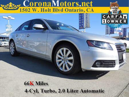 2010 Audi A-4 2.0T Premium  Plus for Sale  - 11885  - Corona Motors