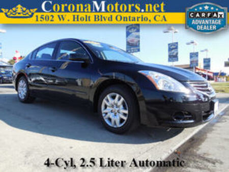 2012 Nissan Altima 2.5 S for Sale  - 11164  - Corona Motors