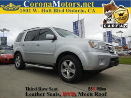 2011 Honda Pilot EX-L for Sale  - 11689  - Corona Motors
