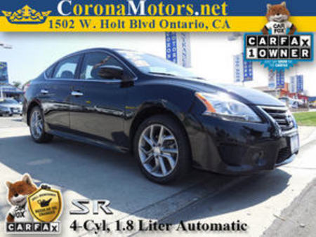 2013 Nissan Sentra SR for Sale  - 11342  - Corona Motors