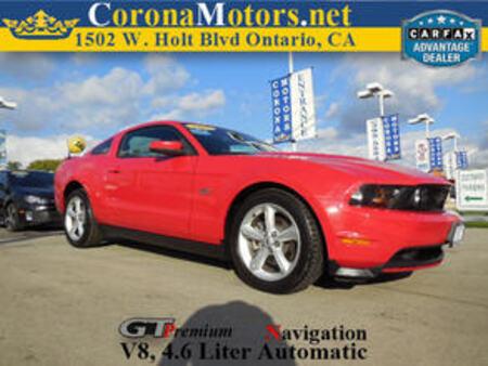 2010 Ford Mustang GT Premium for Sale  - 11503  - Corona Motors