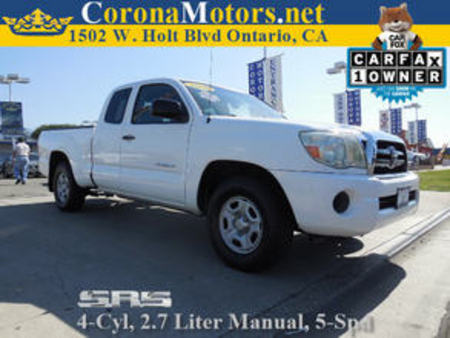 2006 Toyota Tacoma  for Sale  - 11340  - Corona Motors