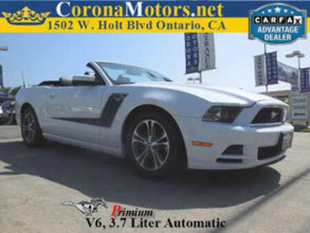 2014 Ford Mustang V6 Premium for Sale  - 11741  - Corona Motors