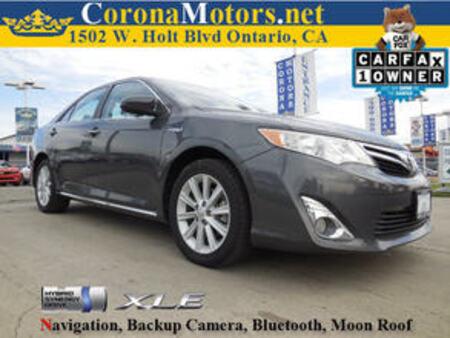 2012 Toyota Camry Hybrid XLE for Sale  - 11526  - Corona Motors