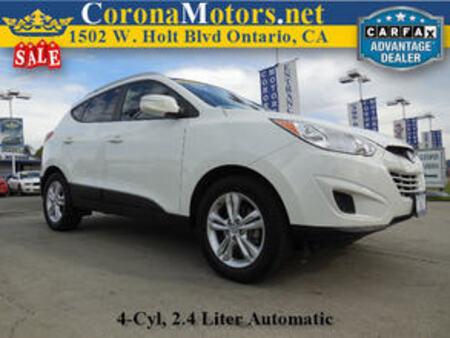 2012 Hyundai Tucson GLS for Sale  - 11524  - Corona Motors