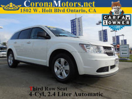 2013 Dodge Journey American Value Pkg for Sale  - 11559  - Corona Motors