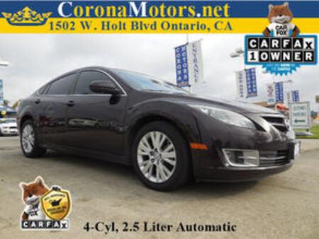 2010 Mazda Mazda6 i Touring Plus for Sale  - 11568  - Corona Motors