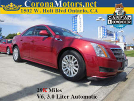 2011 Cadillac CTS Sedan Luxury for Sale  - 11723  - Corona Motors