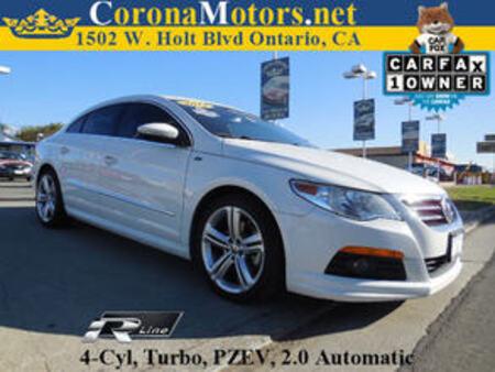 2012 Volkswagen CC R-Line PZEV for Sale  - 11200  - Corona Motors