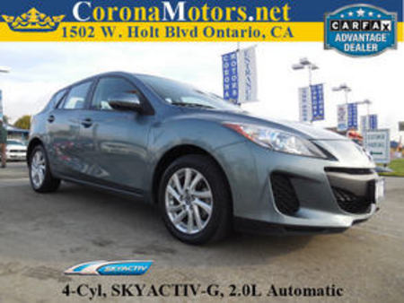 2013 Mazda Mazda3 i Touring for Sale  - 11557  - Corona Motors