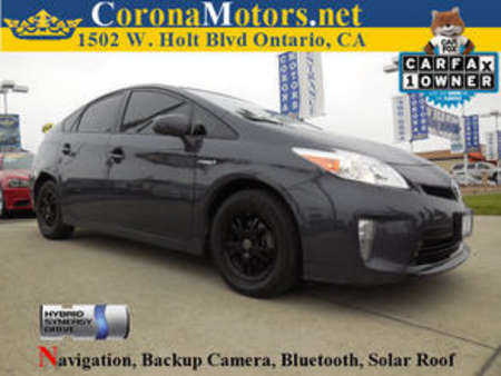 2013 Toyota Prius Three for Sale  - 11718  - Corona Motors