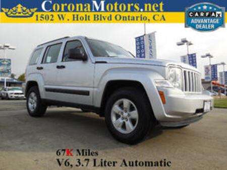 2009 Jeep Liberty Sport for Sale  - 11548  - Corona Motors