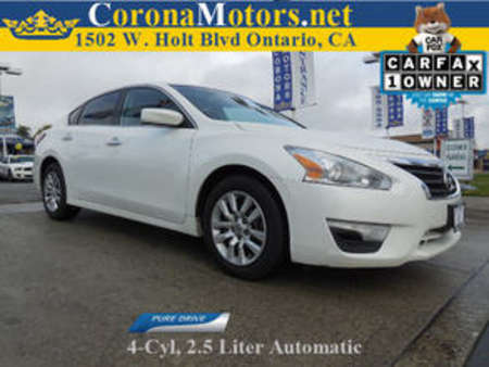 2014 Nissan Altima 2.5 S for Sale  - 11569  - Corona Motors
