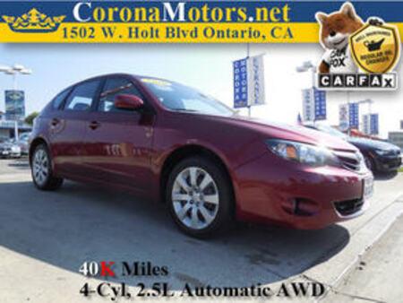 2010 Subaru Impreza Wagon i for Sale  - 11424  - Corona Motors