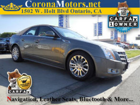 2010 Cadillac CTS Sedan Premium for Sale  - 11416  - Corona Motors