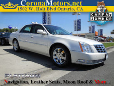 2011 Cadillac DTS Platinum Collection for Sale  - 11418  - Corona Motors