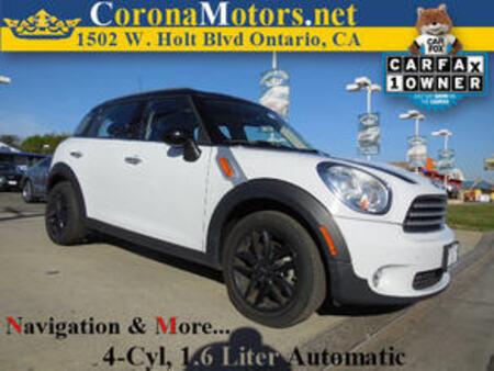 2012 Mini Cooper Countryman w/Navigation for Sale  - 11216  - Corona Motors