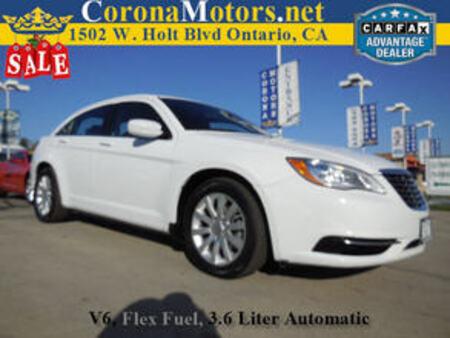 2014 Chrysler 200 Touring for Sale  - 11507  - Corona Motors
