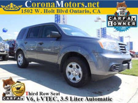 2014 Honda Pilot LX for Sale  - 11782  - Corona Motors