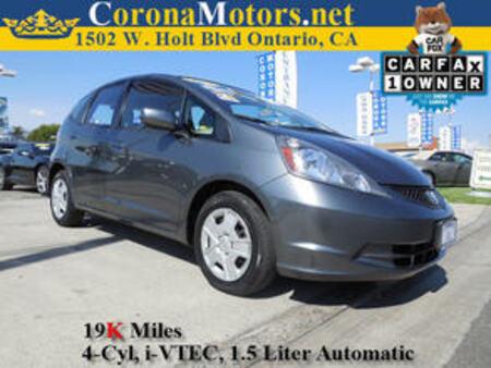2013 Honda Fit  for Sale  - 11417  - Corona Motors