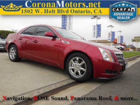 2008 Cadillac CTS RWD w/1SB for Sale  - 11445  - Corona Motors