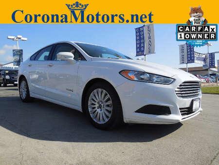 2015 Ford Fusion SE Hybrid for Sale  - 11963  - Corona Motors