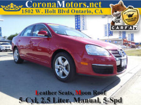 2009 Volkswagen Jetta Sedan SE for Sale  - 11294  - Corona Motors