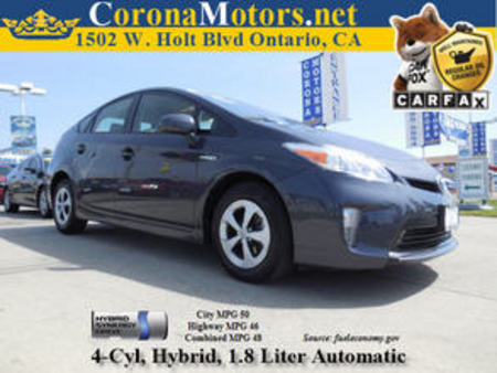 2015 Toyota Prius Two for Sale  - 11670  - Corona Motors