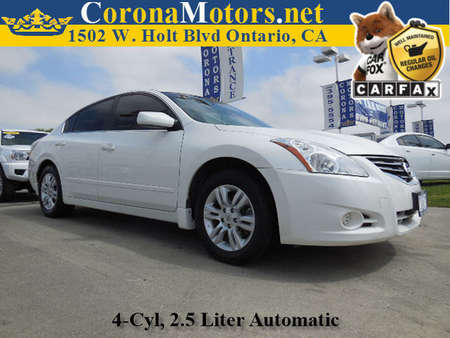 2012 Nissan Altima 2.5 S for Sale  - 11652  - Corona Motors