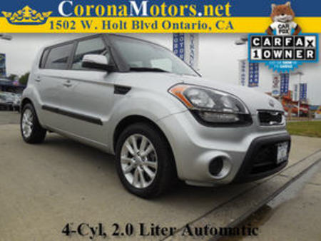 2012 Kia Soul + for Sale  - 11257  - Corona Motors