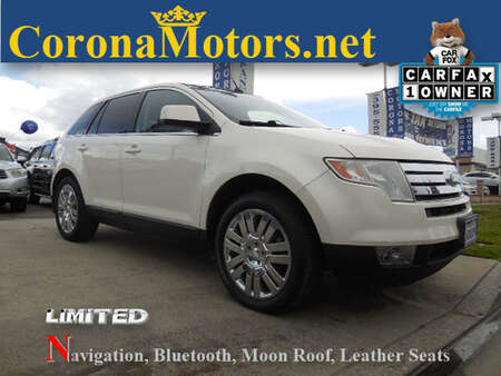 2008 Ford Edge Limited for Sale  - 11970  - Corona Motors