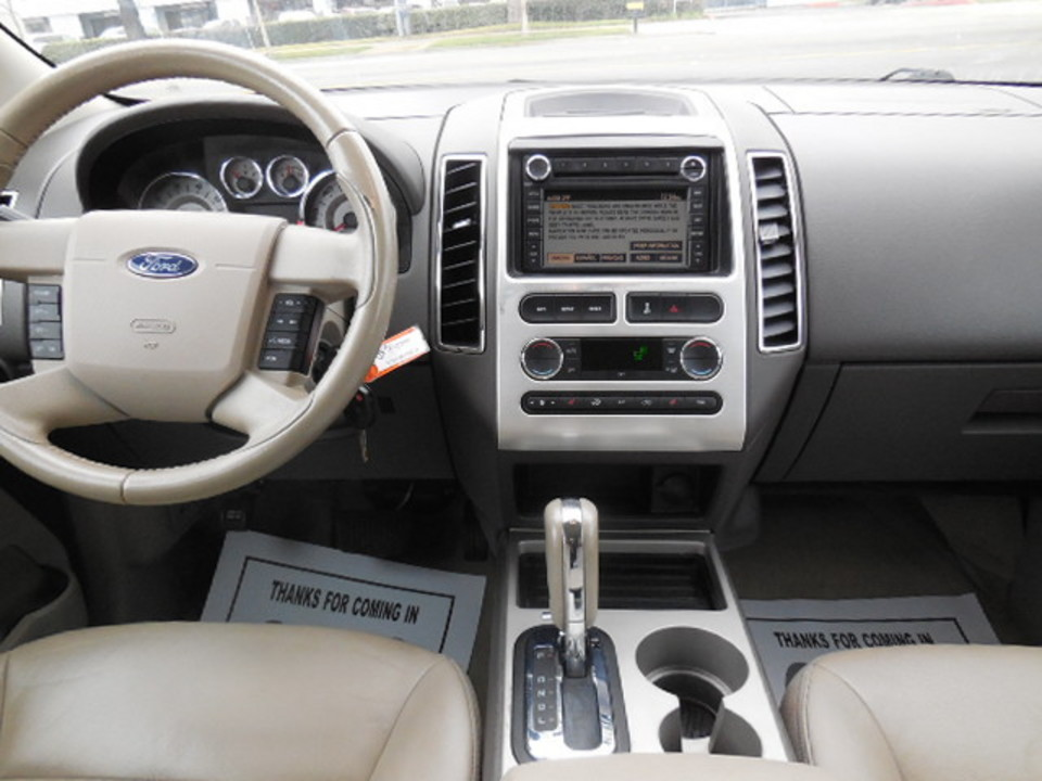 2008 Ford Edge  - Corona Motors