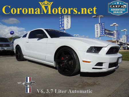 2014 Ford Mustang V6 for Sale  - 11957  - Corona Motors