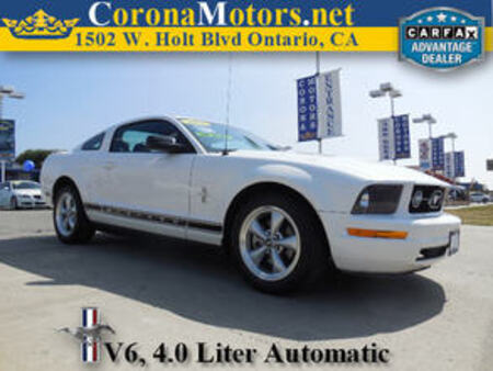 2008 Ford Mustang Deluxe for Sale  - 11321  - Corona Motors
