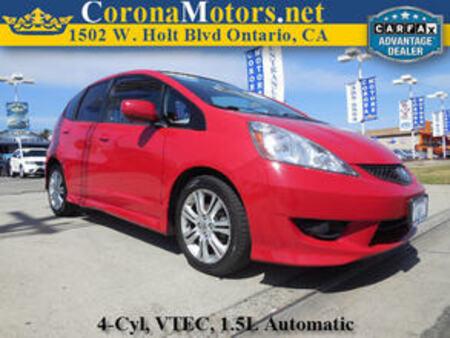2011 Honda Fit Sport for Sale  - 11296  - Corona Motors