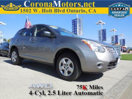 2009 Nissan Rogue S for Sale  - 11489  - Corona Motors